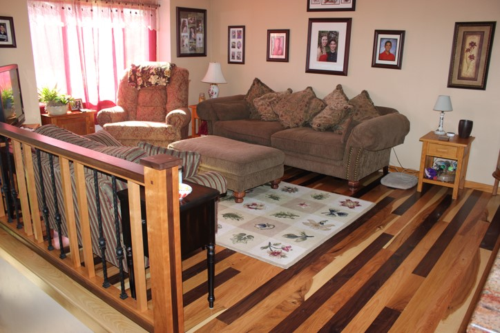 Mixed Hardwoods